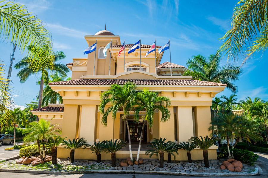 Hotel Quinta Real La Ceiba