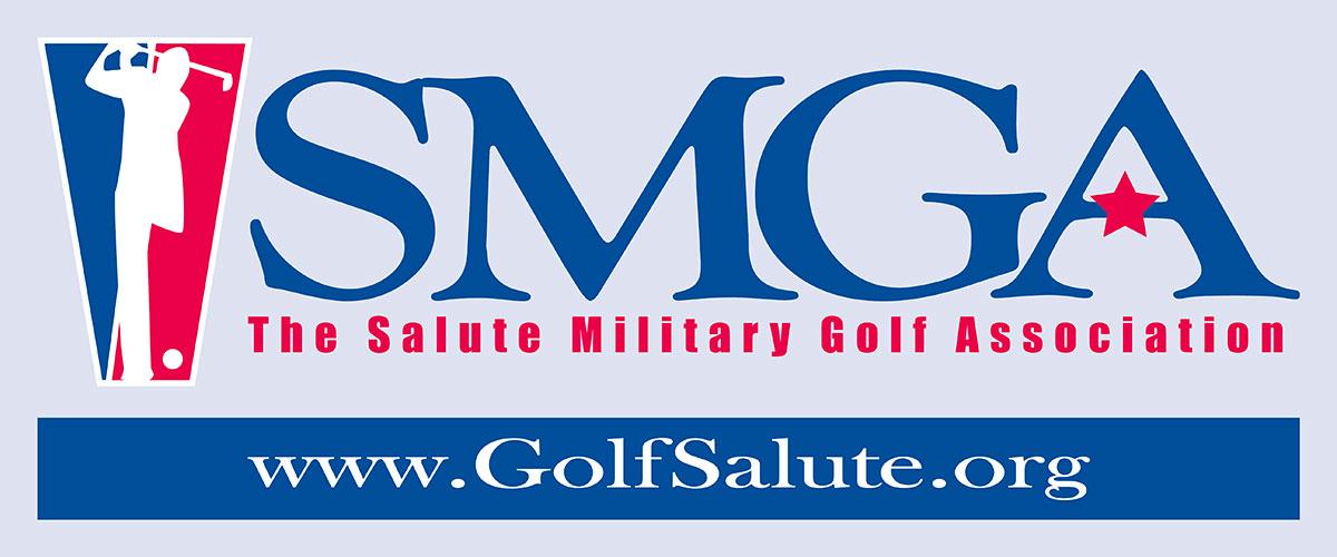 Salute Military Golf Association banner