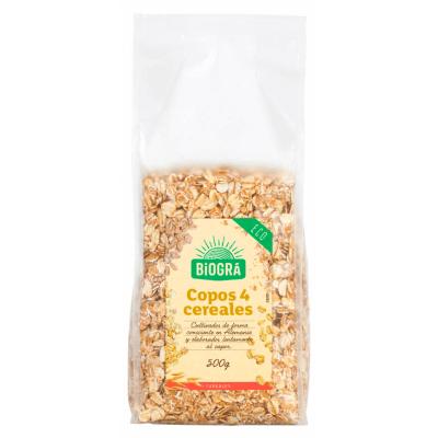 cereales de desayuno biográ