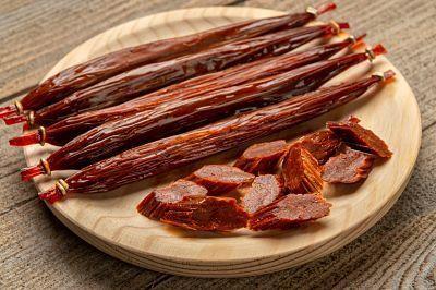 Chorizo vegano de calabaza