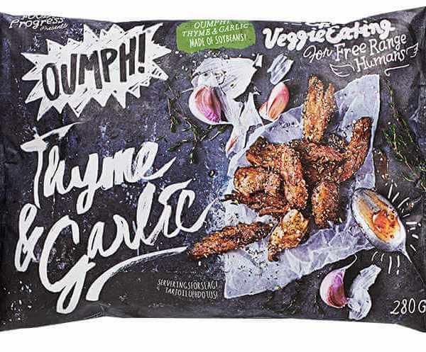 Alitas marinadas veganas Oumph 280 g
