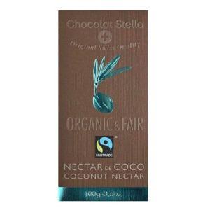 Chocolate vegano Stella Chocolat