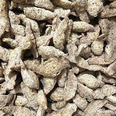 soja texturizada para guisos de ternera vegana