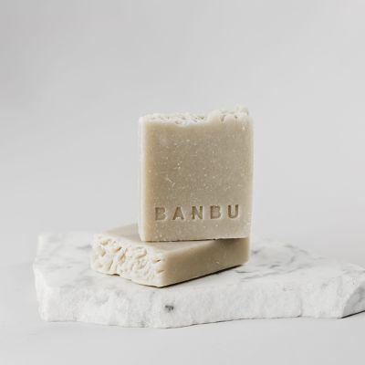 jabón orgánico sólido
