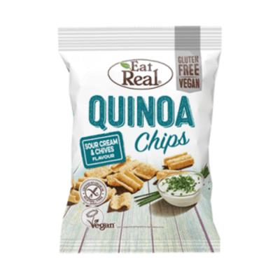 snack de quinoa