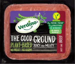 carne picada vegana de verdino, 340 gramos.