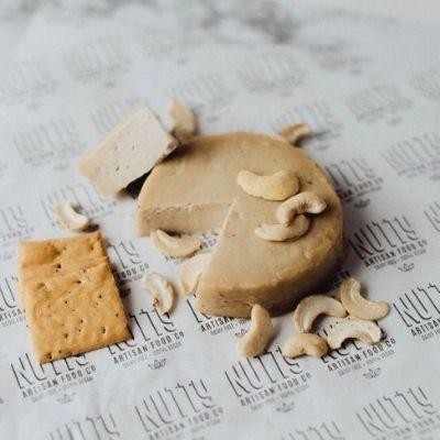 queso curado original Nuttys