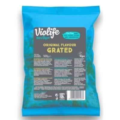 queso rallado vegano violife 500 gramos