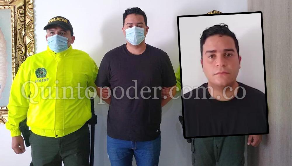 Captura de 'Che' Carrillo se dio tras el hurto de más de $25 mil millones