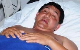 Reemplazan hombro de 'Poncho' Zuleta, tras accidente en su finca