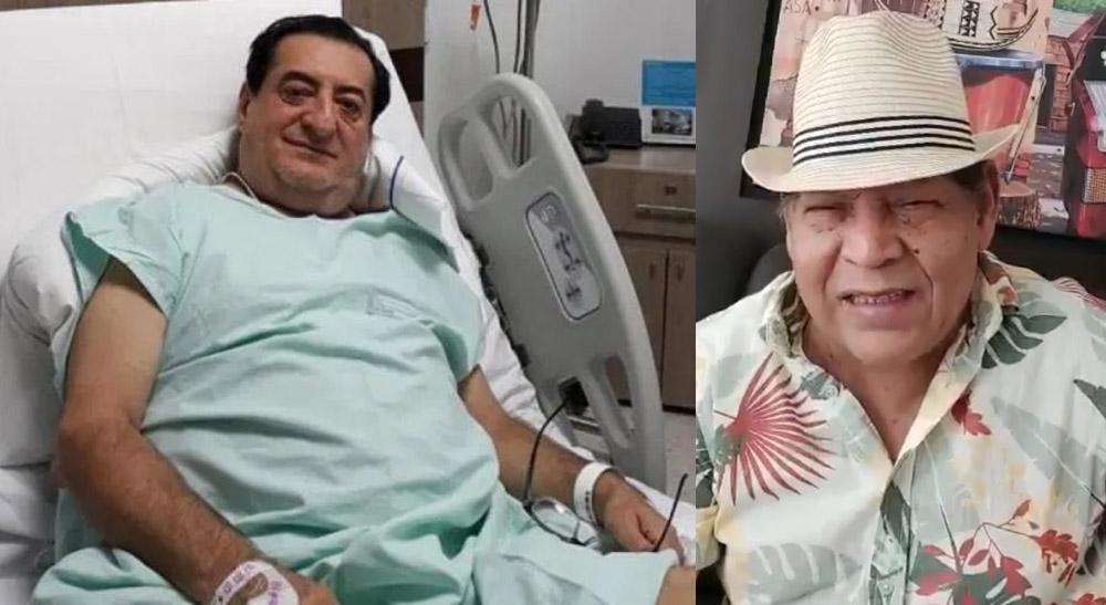 Rosendo Romero pide oración por salud de Jorge Oñate