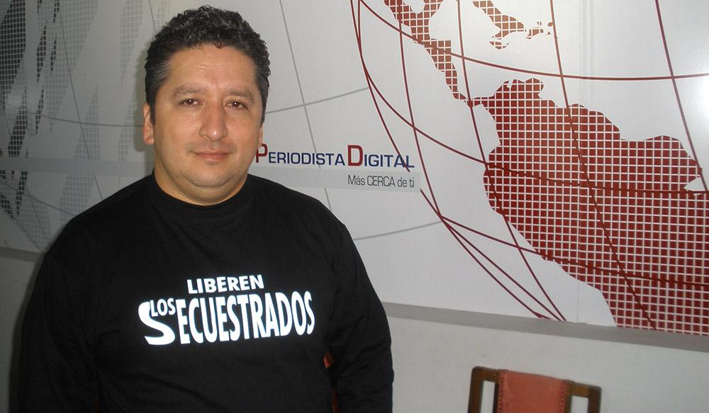 Falleció el periodista Hervin Hoyos