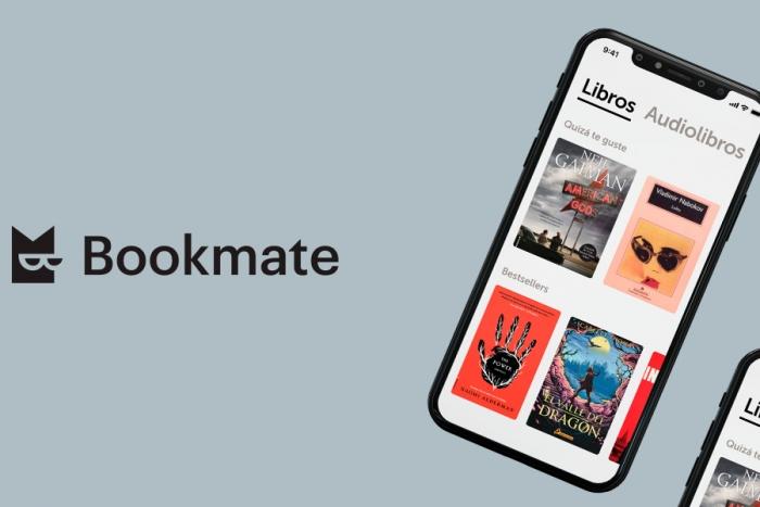 Bookmate, la plataforma para leer todo lo que quiera en digital