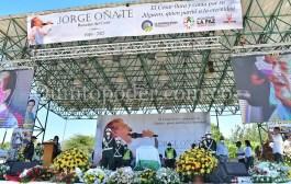 El pueblo despidió a 'El Jilguero', el 'papá' de los cantantes vallenatos