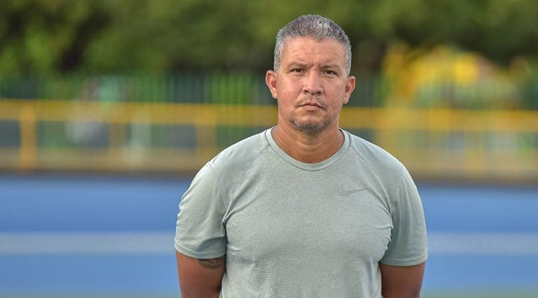 Un mundialista es nuevo Entrenador de la Selección Cesar de Patinaje