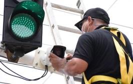 En Valledupar instalan semáforos con inteligencia artificial