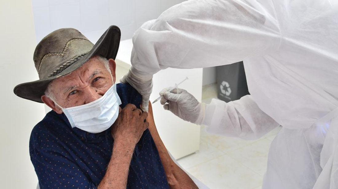 En corregimientos de Valledupar ya vacunan contra el Covid-19