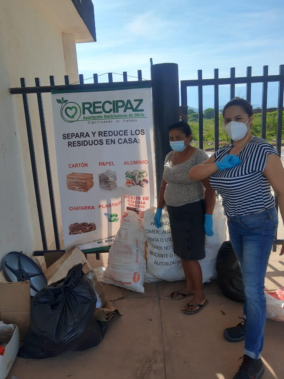 Asociación RECIPAZ conmemoró Día del Trabajador