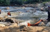 Hallan cadáver en el río Guatapurí