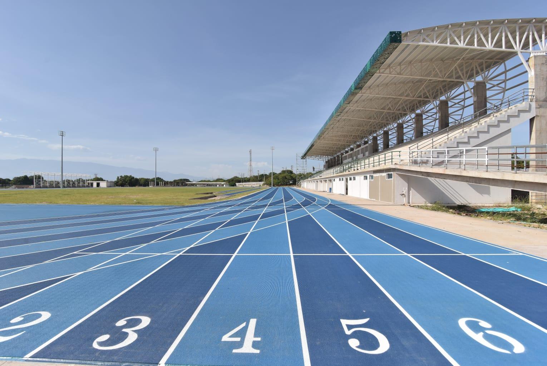 En un 87 % avanza construcción de centro de alto rendimiento para los Juegos Bolivarianos