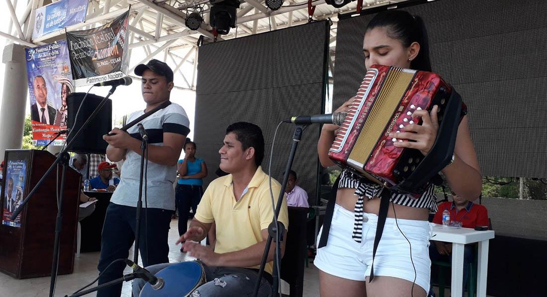 Festival Pedazo de Acordeón en El Paso, Cesar, será del 30 de julio al 1 de agosto
