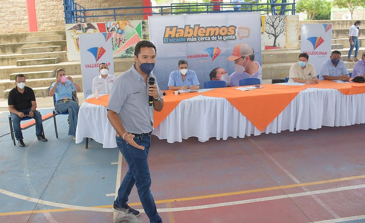 En Valledupar construirán nueva sede del Sena, anunció el alcalde