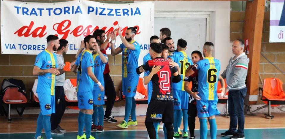 L'Ossi è in semifinale Play-off per salire in Serie A2