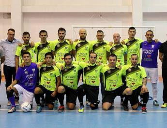 Cambio in panchina nel Futsal Villanova: il saluto di Marco Calabretta