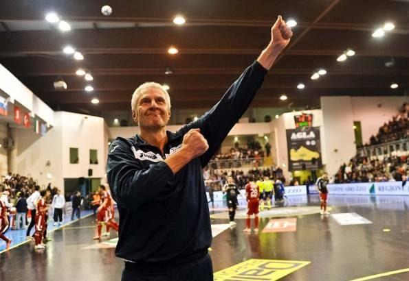 Clinic di Futsal, lo special one Fulvio Colini al CUS Cagliari!