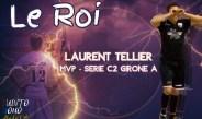 Le Roi: vince Laurent Tellier!