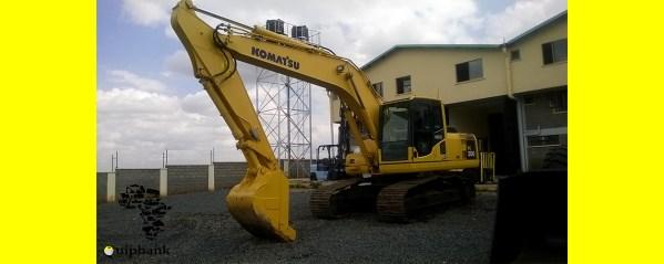Komatsu Pc 200 Excavator
