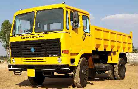 Ashok Leyland 15 tonnes Tipper