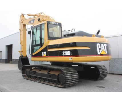 Excavator CAT 320BL