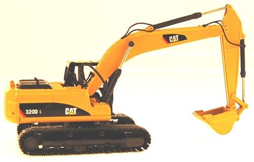 Excavator CAT 320DL