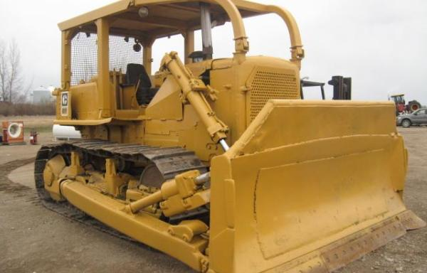 BullDozer CAT D7F