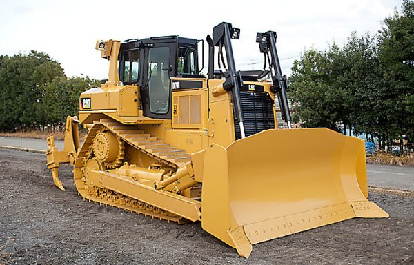 Bulldozer CAT D7R