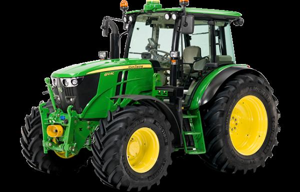 120 HP John Deere Tractor