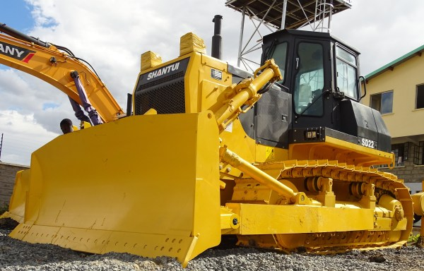 Bulldozer SHANTUI SD22