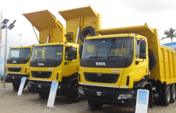 Tata Tipping Truck