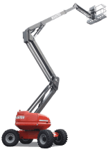 Manitou Cherry Picker