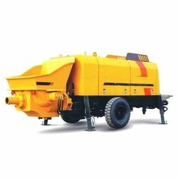 Truck Mounted Concrete/Cement Pumps
