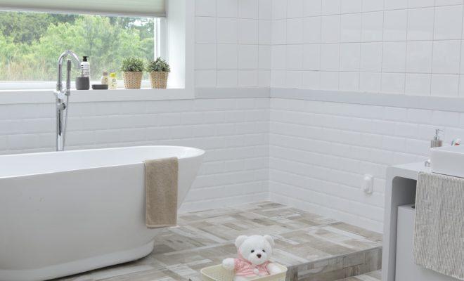 Comment Choisir Un Carrelage Blanc Pour Une Salle De Bain