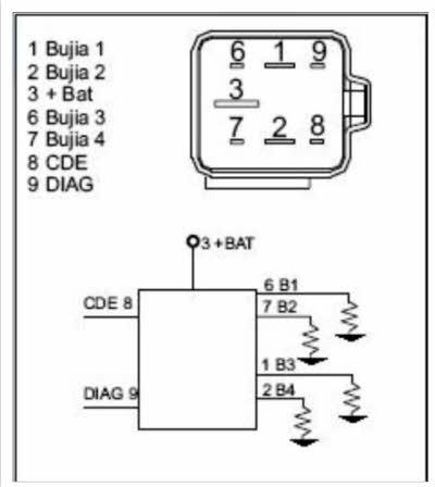 Przekaźnik świec żarowych BED/7-12 :: QUIPPO