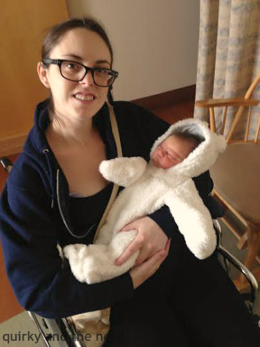 Every labor and delivery is different. After a long and hard childbirth with my first child, I was scared of my second labor and delivery. Read about why I didn't need to be so scared. quirkyandthenerd.com