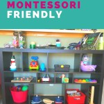 Montessori at Home: The Living Room