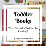 Toddler Books: What Should a Toddler Be Reading?
