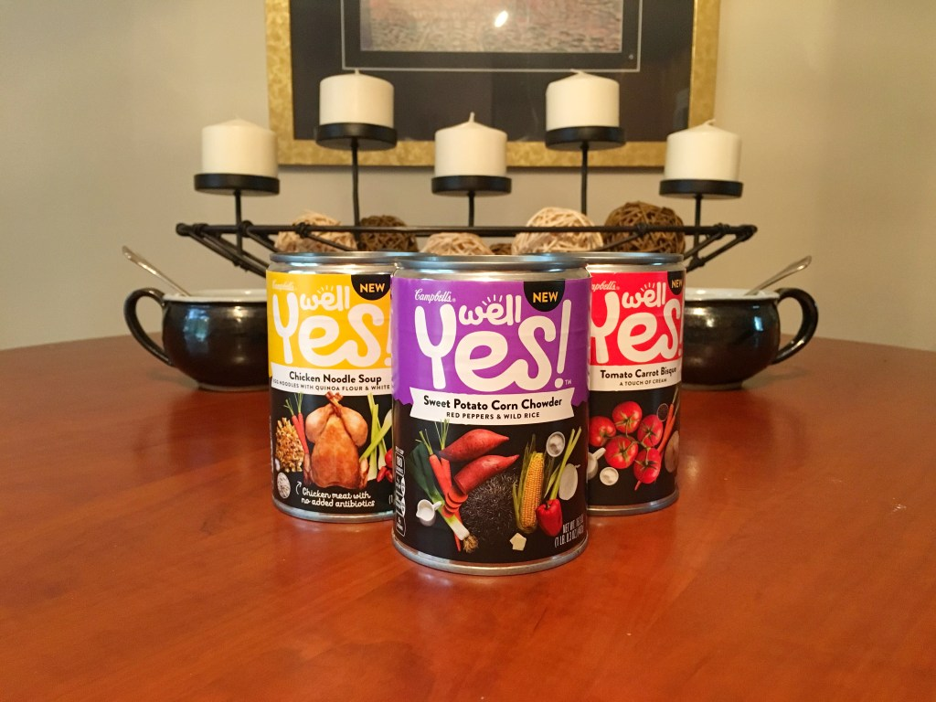"#ad Sometimes, I feel myself becoming a mean mom. Just being so negative and automatically saying no. But recently, I've tried to have ""Moments of Yes"" in both big and small ways. Read about my moments of yes and how I was inspired by Well Yes! Soups by Campbells to not be a ""mean mom"" anymore. quirkyandthenerd.com"