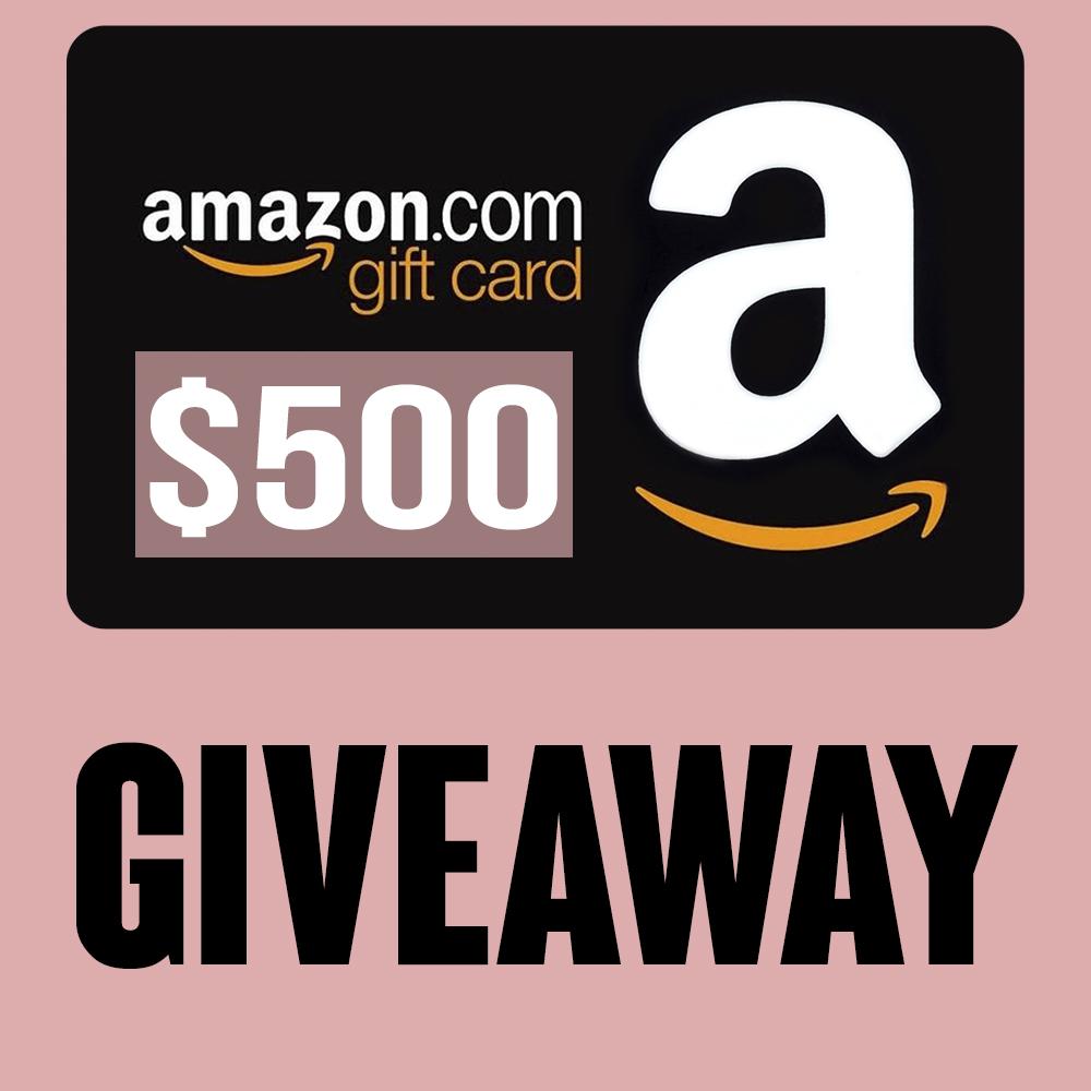 create giveaway amazon