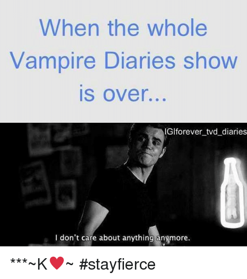 20 Awesome The Vampire Diaries Memes That Will Make You Giggle