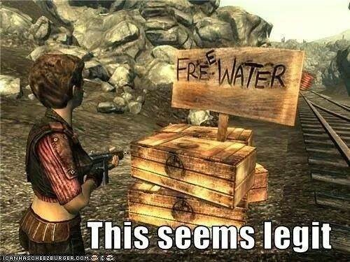 35 Hilarious Fallout Memes That Only The Real Gamers Will